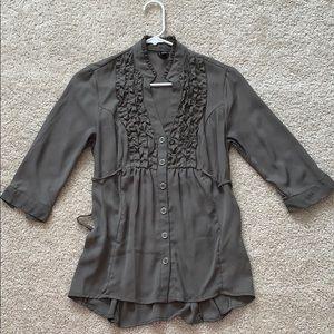 B2GOFREE 🍭Love Haight blouse SzS